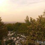 Kervansaray'dan Bursa manzarasi