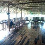 Main gathering area / bar area
