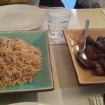 Afghaanse rijst met vrundvlees