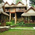 Meglio i bungalow in alto