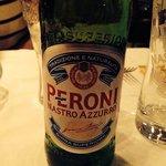 Bière italienne très bonne.