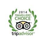 Trip Advisor Travelers Choice Award 2014