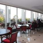 """Vista Restaurant"" en el Hotel Saray"