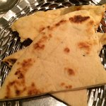 Worst naan ever probably from supermarket