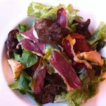 Salade landaise....