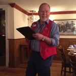 Philip, our host and storyteller