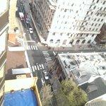 Streets below