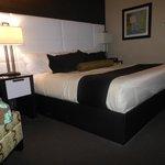 Beautiful big bed