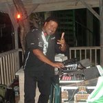 DJ at Bitter End Yacht Club Pub