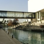Walkway between Mexican History and Nuevo Leon Museums