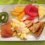 My daily breakfast