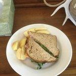 Extra Sandwich from McKenna