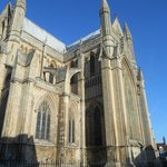 Beverley Minster (Right outside hotel)