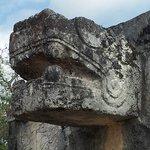 Chichen Itza serpent