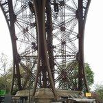 Eiffel Tower 'leg'