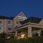 CountryInn&Suites Mansfield ExteriorNight