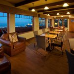 Panoramic Views from the Guest Lounge
