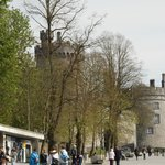 Outside Kilkenny Castle
