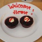 Welcome treats