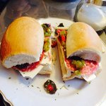Diaguitas Sandwich