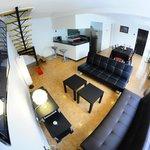 sala de estar / living - comedor