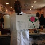 Our Amazing Waiter
