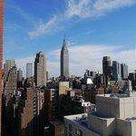 View fro 36th floor