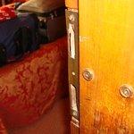 Unsafe lock
