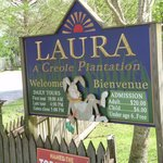 Front entrance to Laura