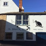 The Black Buoy pub, Wivenhoe.
