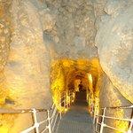 Warren's shaft--entrance to Hezekiah's Tunnel