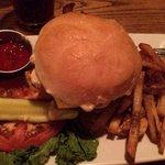 the Murph burger