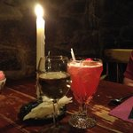 Drinks by Candlelight