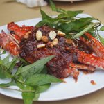 tangy tamarind sauce to die for
