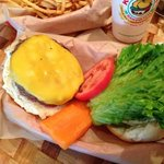 1/3lb Cheese Burger