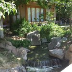 Japanese Friendship Garden - Tea House
