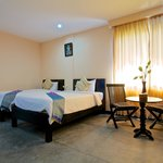 Deluxe Twin Room Accommodation are the great choice of friend and family trip.