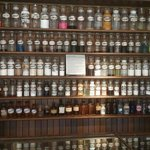 Apothecary  in the old pharmacy