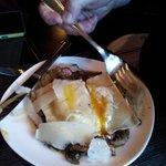 Raviolo al'uovo