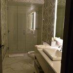 Our gorgeous bathroom!
