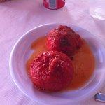 Yemista (stuffed tomatoes)