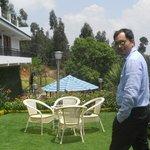 Kashif...Garden View