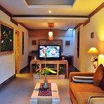 vila 's living room
