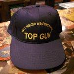 店で購入した帽子
