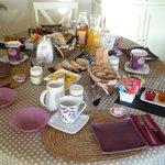 Séance gourmande du matin