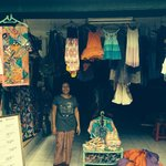 Annie's Shop.  Right next door to Bali deli. Sanur.  You'll fall in love!!