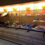 Buffet do café da manha !
