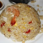 fried rice with seafood (ein Muss)