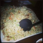 Mouth watering Sea food fried rice