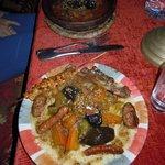 Tajine et couscous royal